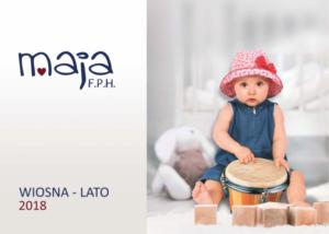 fph maja czapki katalog lato wiosna 2018 dzieci